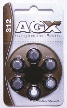 AGX 312 Battery